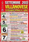 Programma Sant'Isidoro 2015