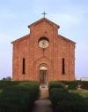 Chiesa romanica di San Martino nel Comune di Buttigliera d'Asti